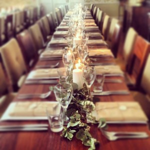 Embankment Private Dining